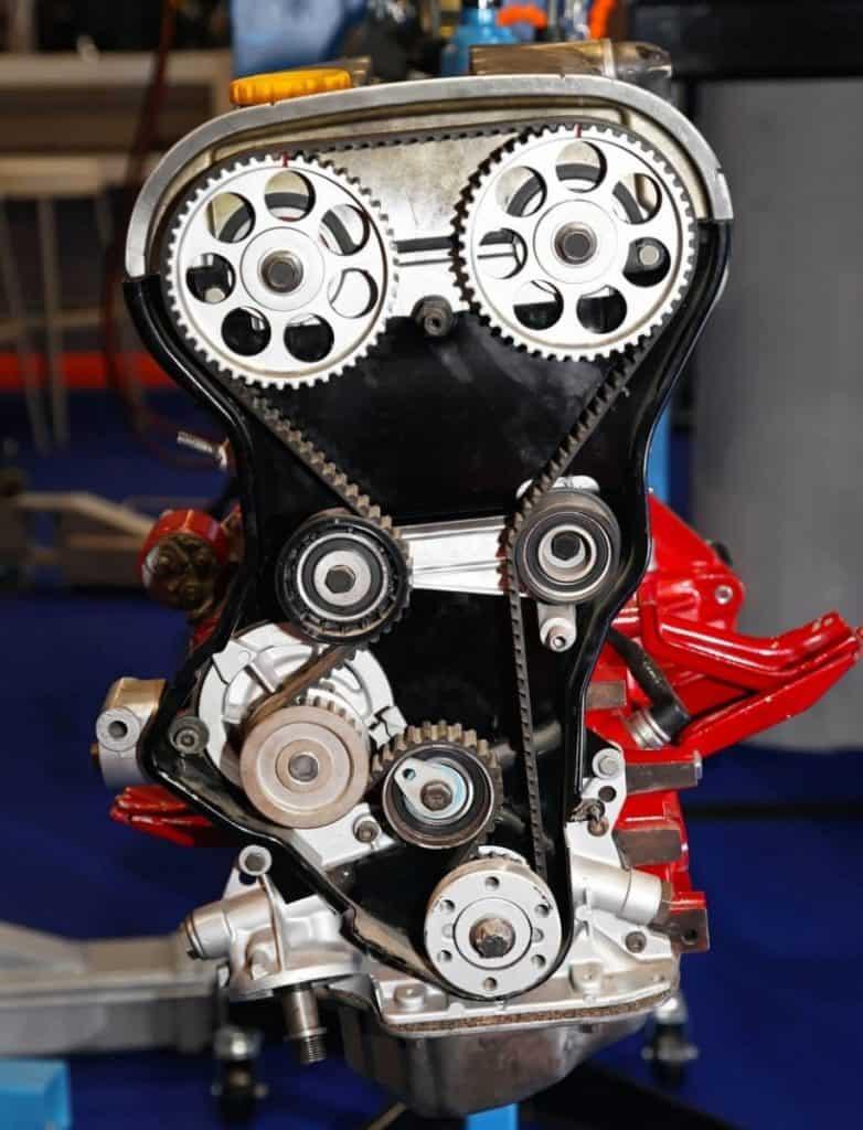 timing belt engine