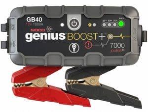 NOCO GB40 Boost Plus Car Battery Jump Starter