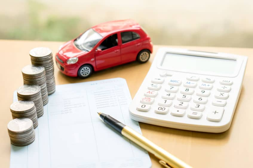 Car finance calculator breakdown