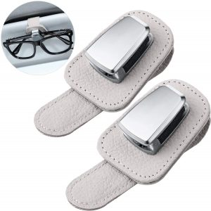 Universal Car Visor Sunglasses Holder Clip