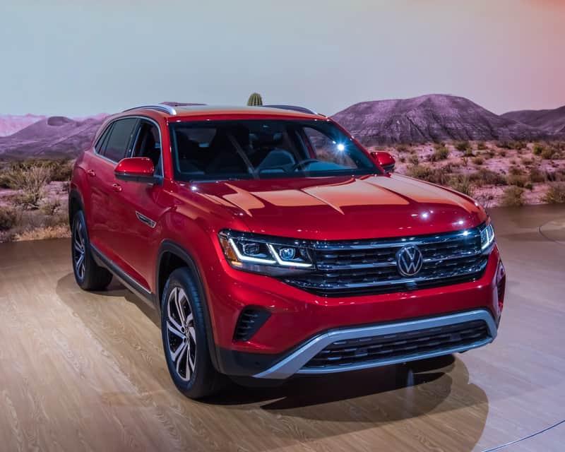 Volkswagen Atlas Cross-Sport