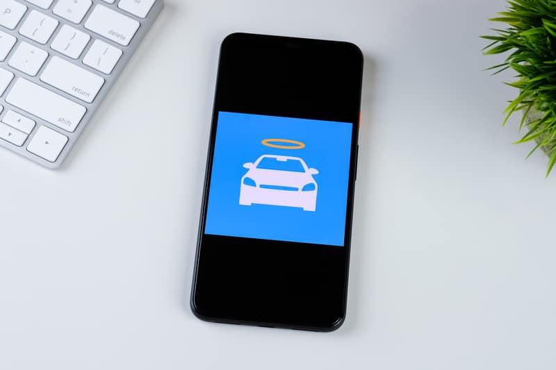 Carvana Smartphone