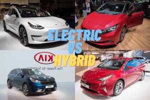 Electric vs Hybrid