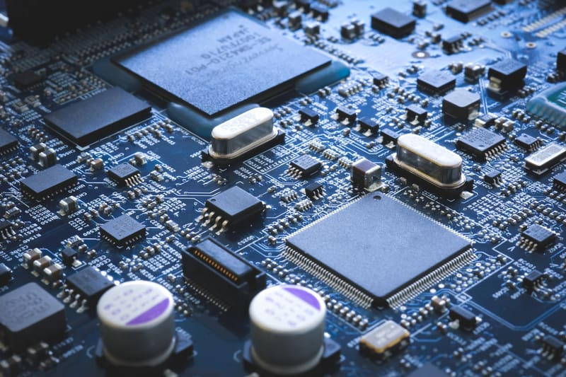 Electronic-Semiconductor