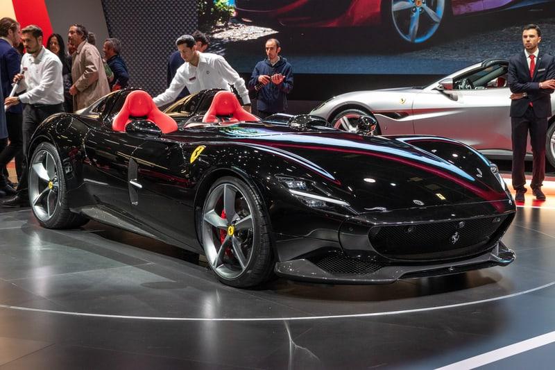 Ferrari Monza SP2 Speedster