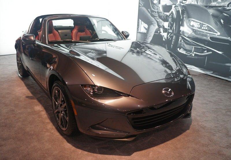 Mazda Miata MX-5 ND Grand Touring RF