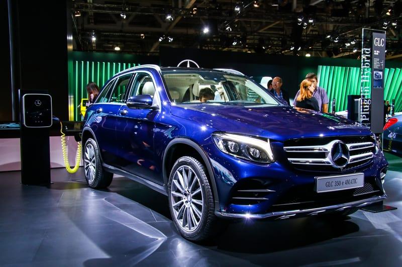 Mercedes-Benz X253 GLC350e