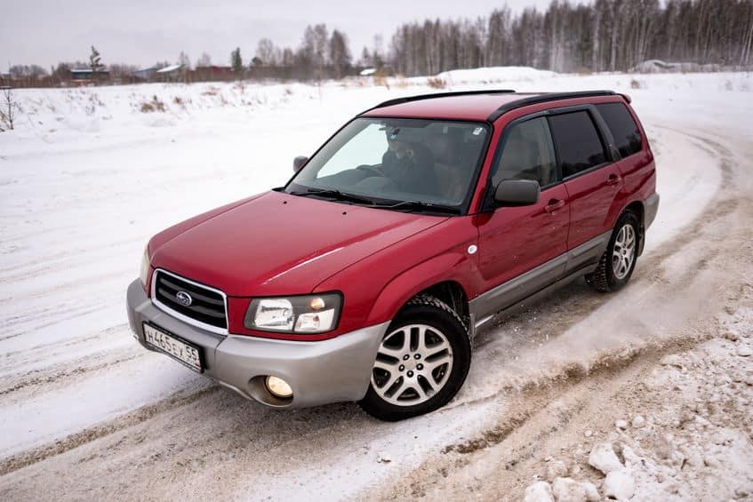 Subaru Forester Main