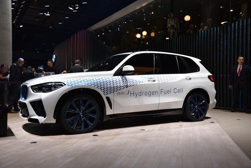 BMW i-Hydrogen
