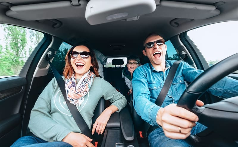 Buying your first car driving