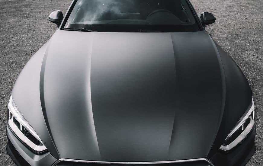 Car-Wrap-Matte-Grey