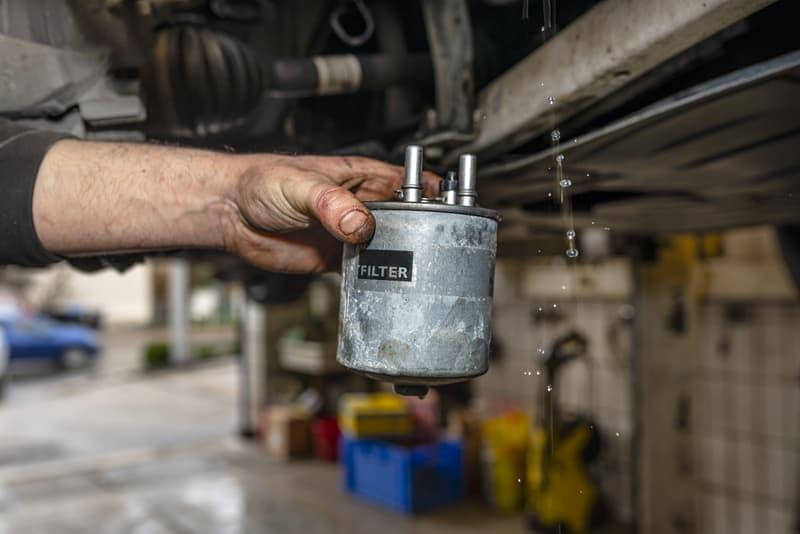 Car-fuel-filter