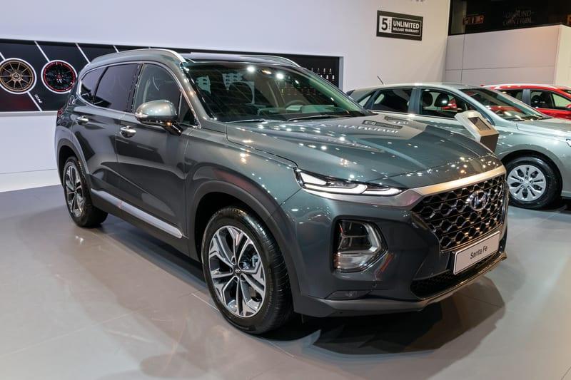 Hyundai Santa Fe 202