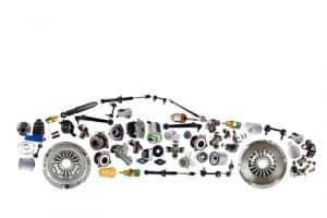 Aftermarket auto parts