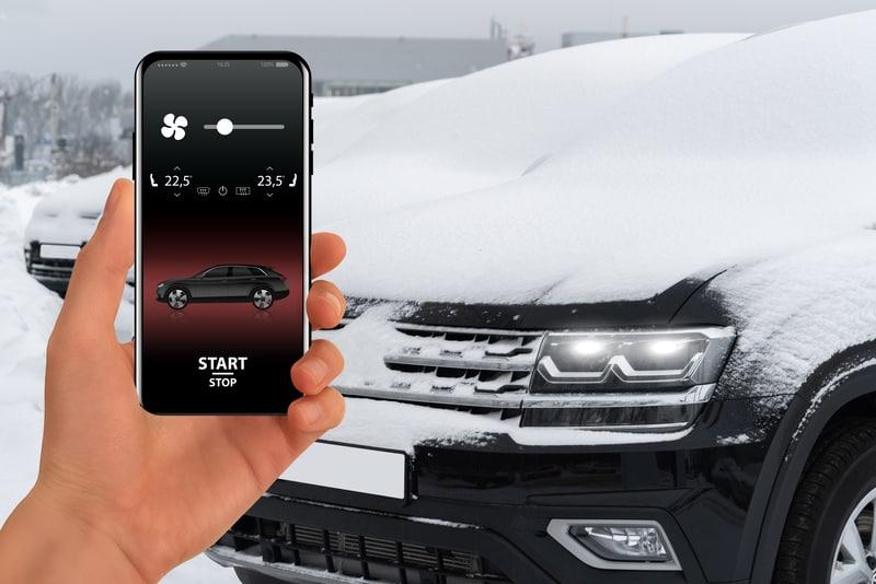 Car-auto-start-app