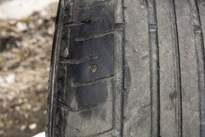 Car tire repair