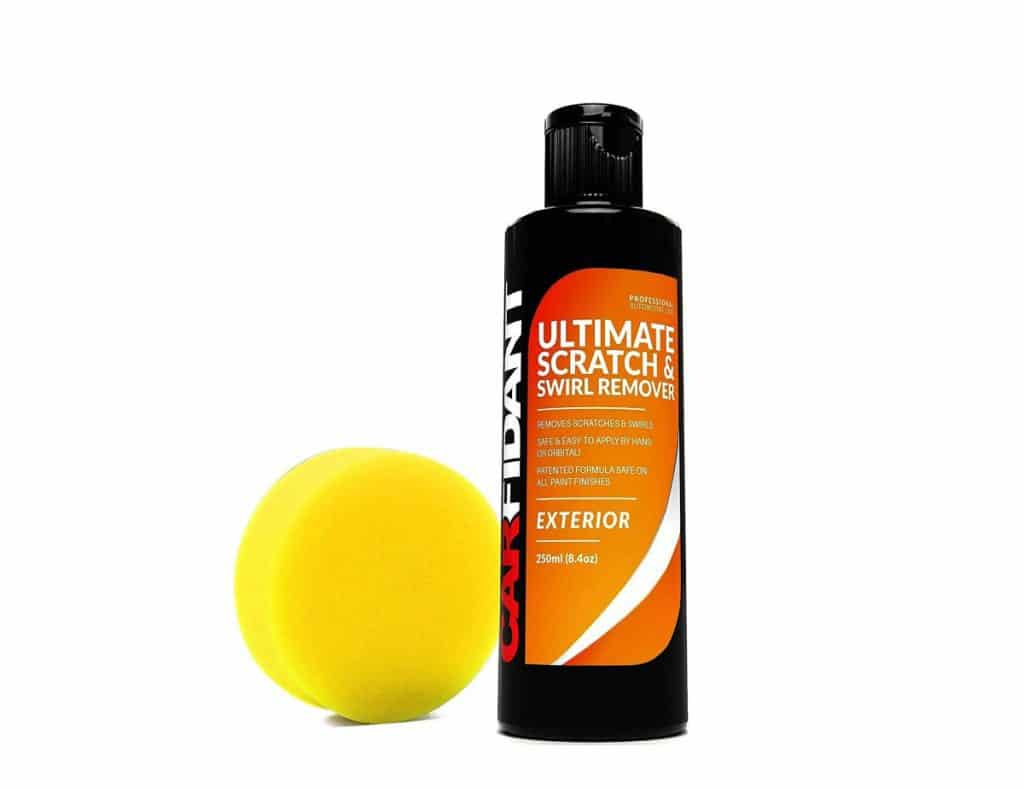 Carfidant Scratch and Swirl Remover - Ultimate Car Scratch Remover - Polish & Paint Restorer