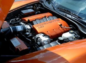 LS1 engine 2
