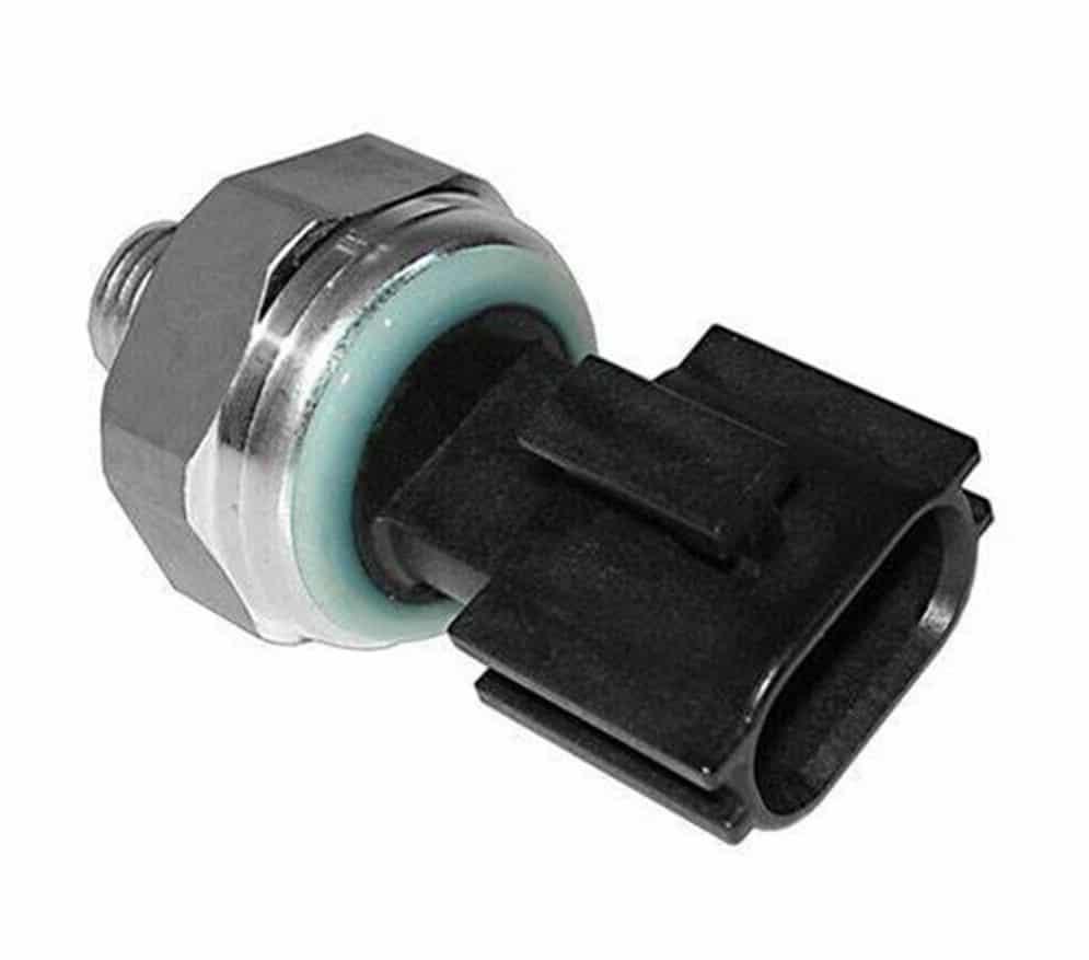 AC pressure sensor switch
