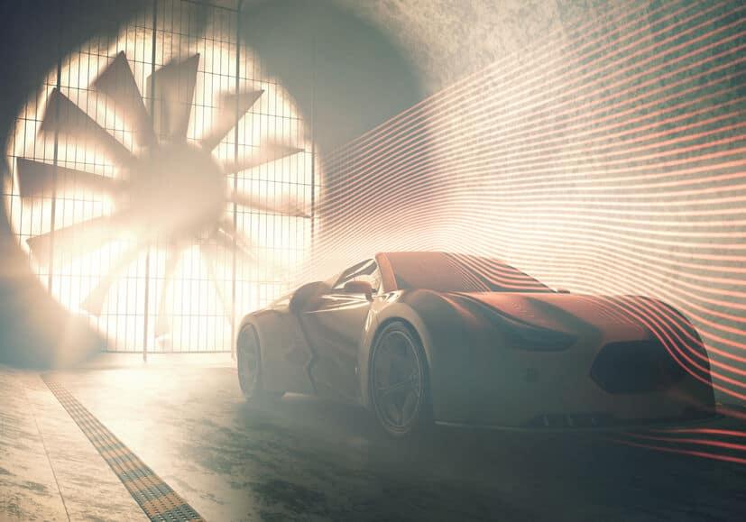 Car-aerodynamics