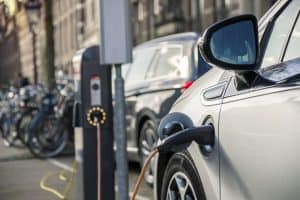 Electric car charging 2