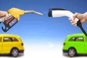Electric vs Gasoline Charger