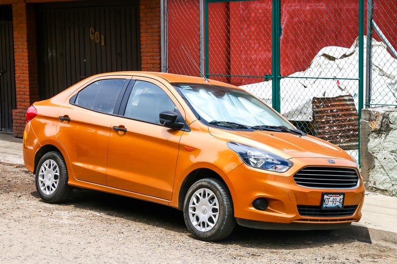 Ford Aspire 2017