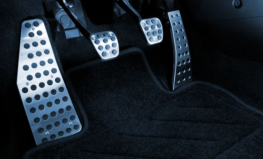 Manual-transmission-pedals