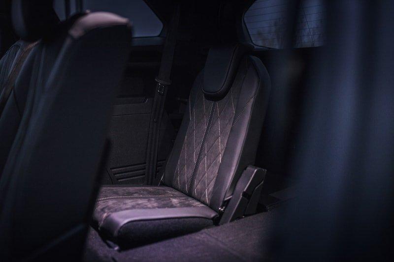 SUV third row seats
