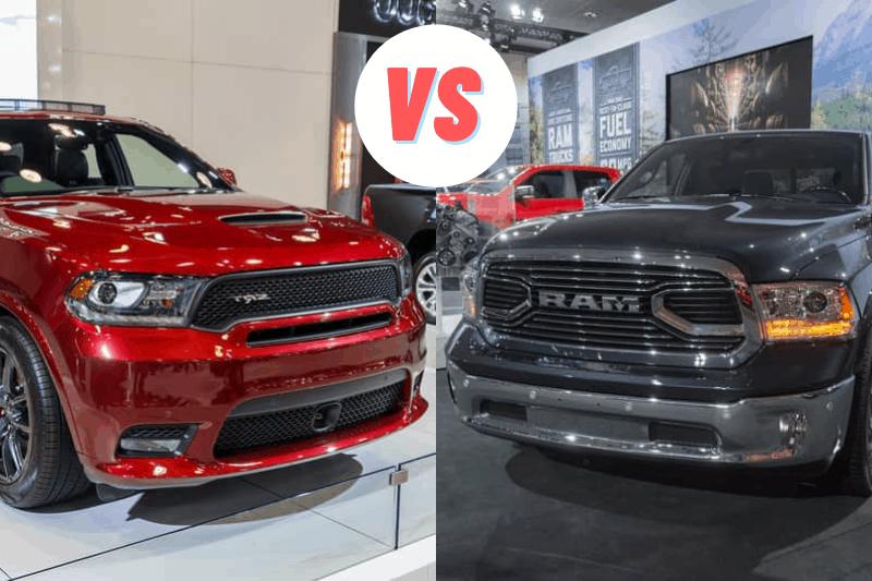 Truck vs SUV2