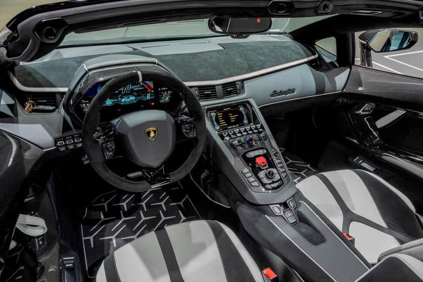 2020 lamborghini aventador svj-roadster dashboard carbuzz 556919