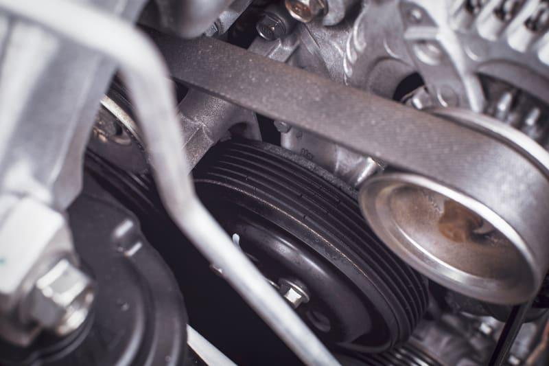 Car engine timing belt