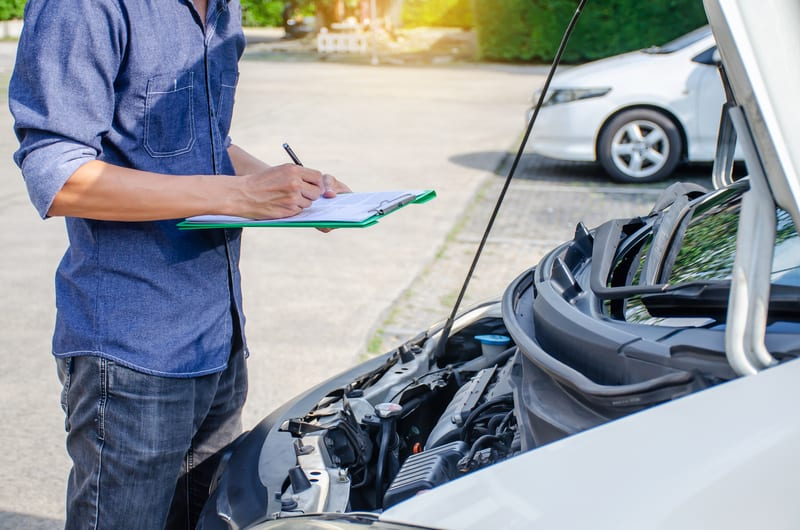 Vehicle check list 2