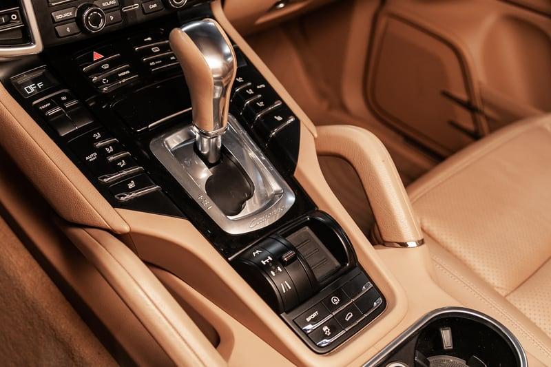 Automatic transmission - inside 2