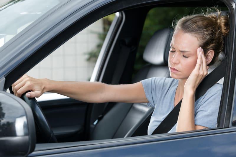 Car headache