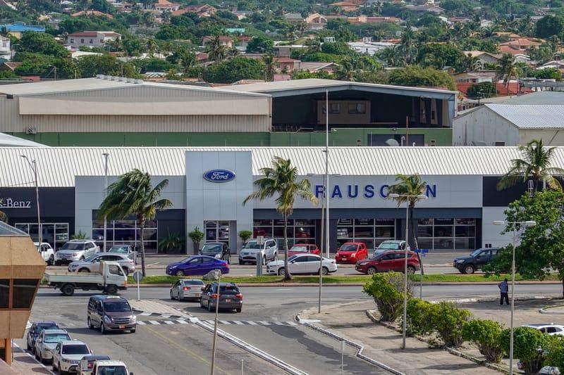 Ford Dealership in Aruba