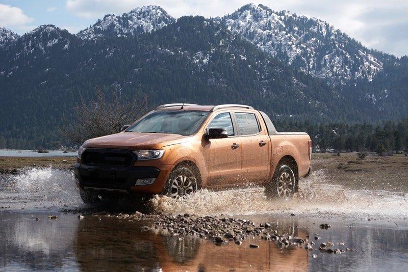 Ford Ranger Pickup Truck 2019