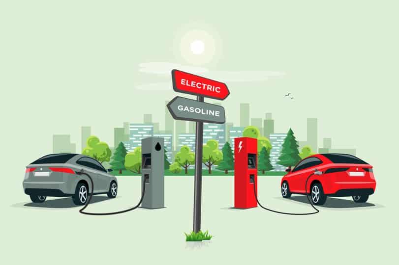 Gasoline vs Electric 2