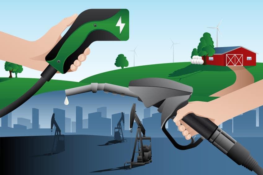 Gasoline vs Electric 3