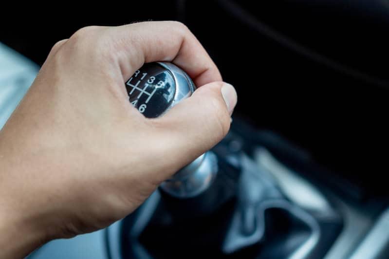 Manual transmission shifting 2