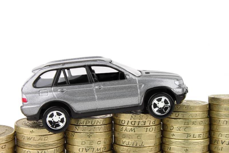 SUV - finance expenses