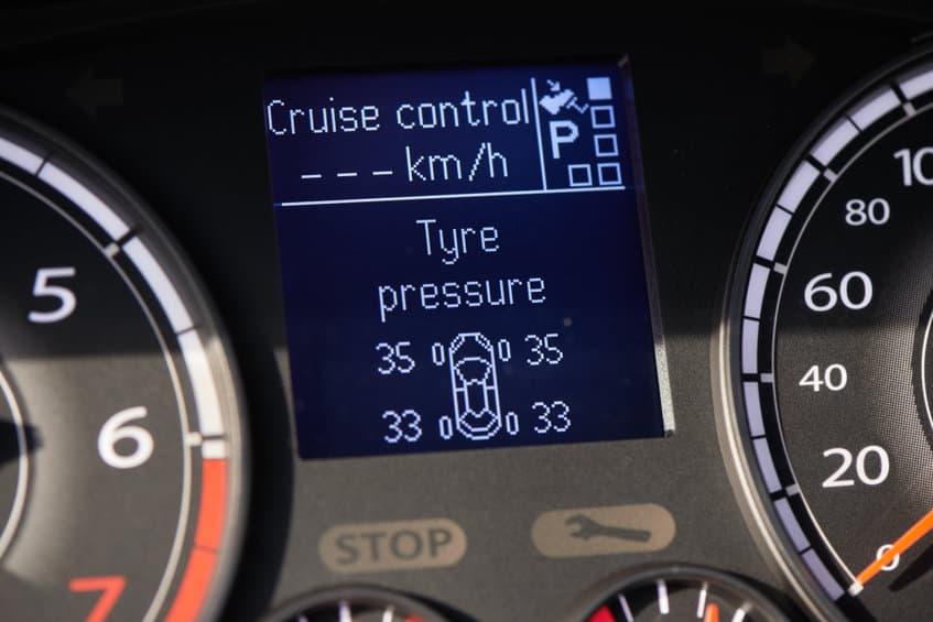 TPMS - Tire pressure monitor sensor