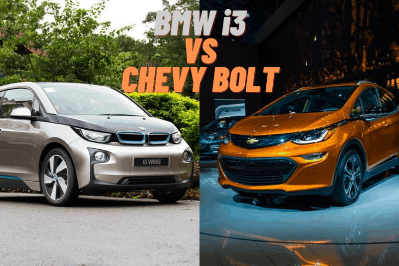 BMW i3 vs Chevy Bolt