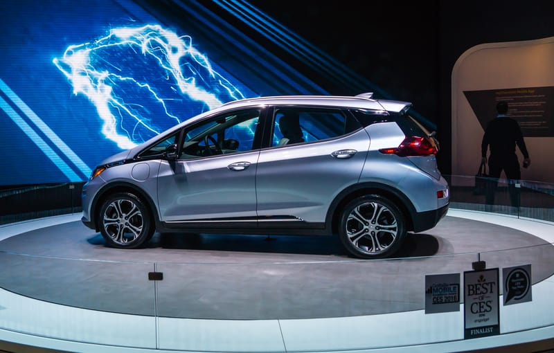 Chevrolet Bolt Exhibition