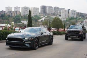 Ford Mustang Bullitt 2020 & Ford Raptor Truck 2020