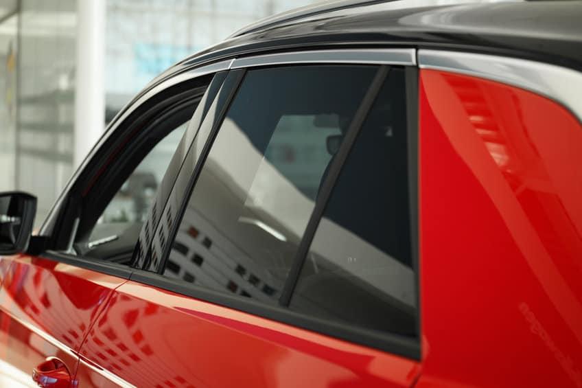 Window tint - privacy