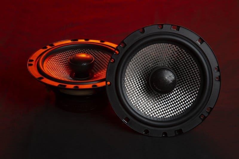 Car audio midrange speakers