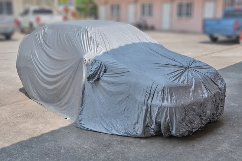 Pros and Cons of Car Covers: Do They Cause Rust?