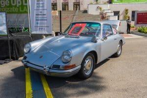 Porsche 912 EV Converted Electric Car
