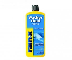 Rain-X White RX11806D Washer Fluid Additive-16.9 fl. oz, 500. ml